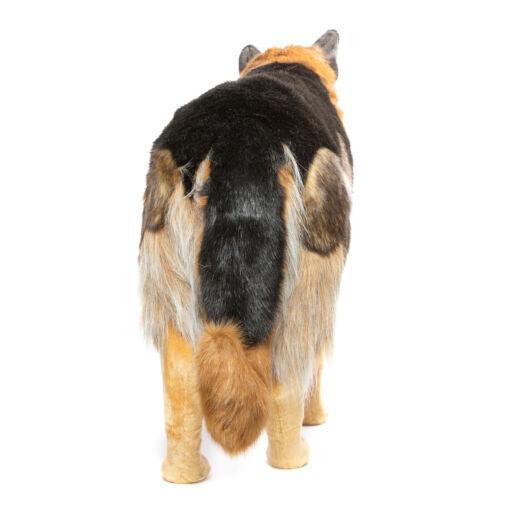 Mooie XL  Duitse herder decoratie  98 cm kopen
