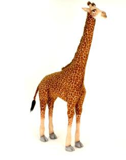 Mooie XL Licht bruine Giraffe  decoratie  200 cm kopen