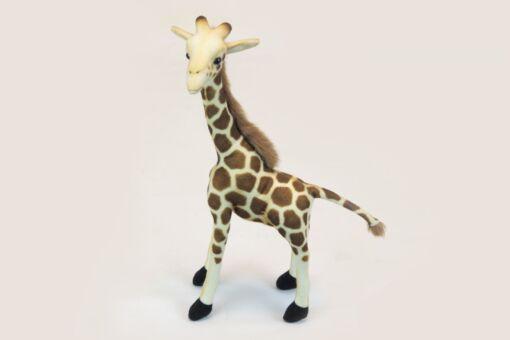 Mooie Licht bruine Giraffe knuffel  27 cm kopen