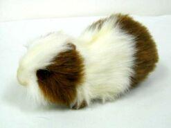 Mooie Roodbruine Cavia bruin/wit knuffel  20 cm kopen