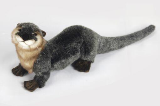 Mooie Beige Otter knuffel  24 cm kopen