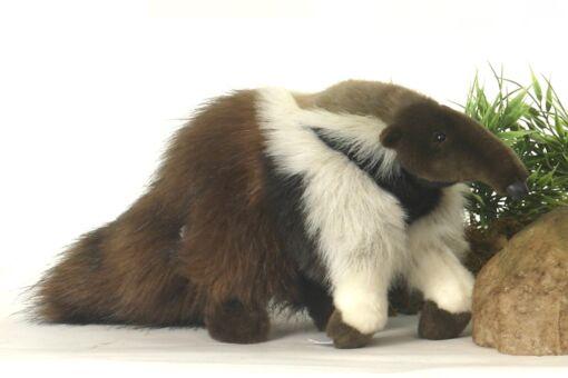 Mooie Witte Miereneter . knuffel  45 cm kopen