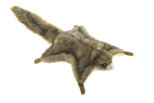 Mooie Beige Vliegende eekhoorn knuffel  21 cm kopen
