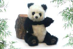 Mooie Witte Panda geleed knuffel  38 cm kopen