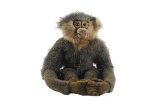 Mooie Donkere Gibbon knuffel  60 cm kopen