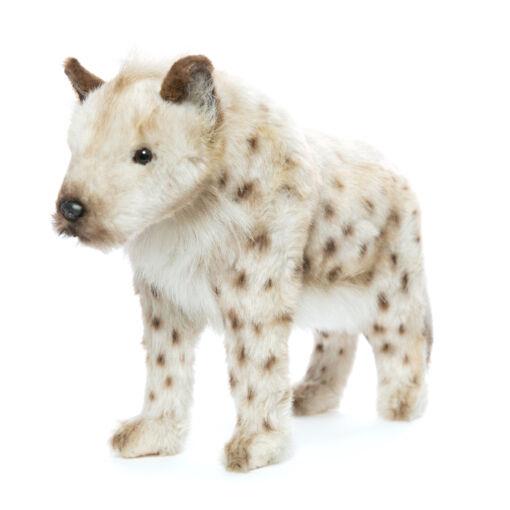 Mooie Beige Gevlekte hyena knuffel  35 cm kopen