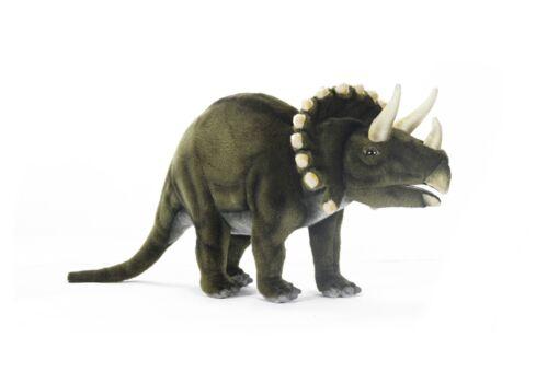 Mooie Groene Triceratops knuffel  50 cm kopen