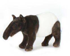 Mooie Donkere Tapir knuffel  35 cm kopen
