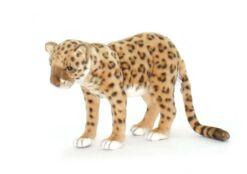 Mooie Licht bruine Anatolische panter knuffel  28 cm kopen