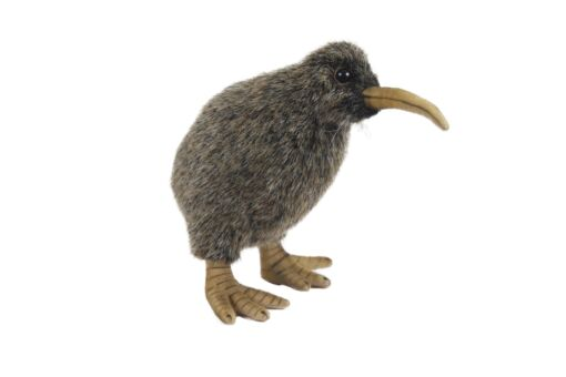 Mooie Bruine Kiwi knuffel  20 cm kopen
