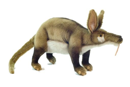 Mooie Licht bruine Aardvarken knuffel  37 cm kopen