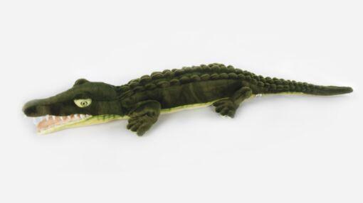 Mooie Groene Krokodil nieuw materiaal knuffel  120 cm kopen