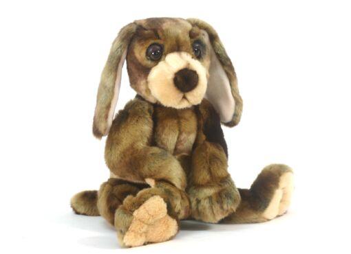 Mooie Bruine Wafwaf-hond knuffel  30 cm kopen
