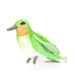 Mooie Oranje Kolibri knuffel  10 cm kopen