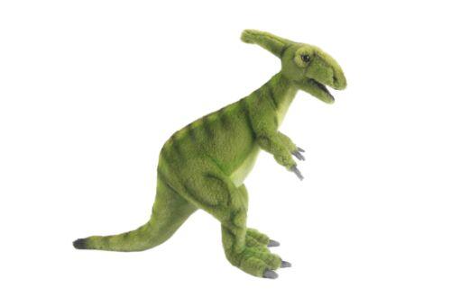 Mooie Groene Parasaurolophus knuffel  52 cm kopen