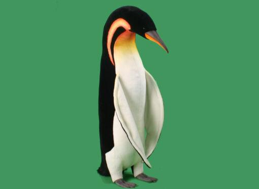 Mooie XL Witte Pinguïn staand decoratie  130 cm kopen