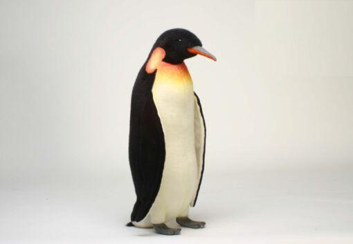 Mooie XL Zwarte Keizerspinguïn decoratie  74 cm kopen