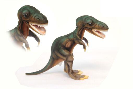 Mooie Groene Tyrannosaurus knuffel  34 cm kopen