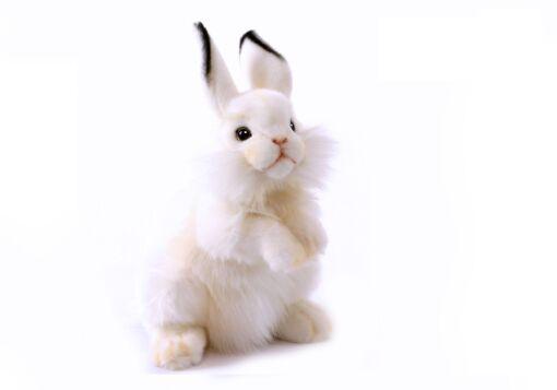 Mooie Witte Wit konijn knuffel  32 cm kopen