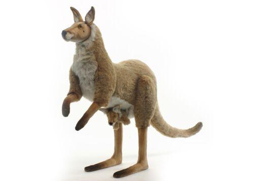 Mooie XL Licht bruine Kangoeroe decoratie  145 cm kopen