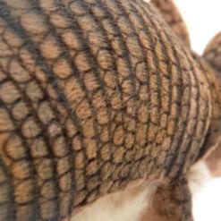 Mooie Beige Reuzengordeldier m knuffel  25 cm kopen
