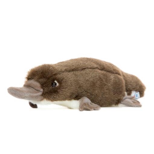 Mooie Grijze Vogelbekdier knuffel  30 cm kopen