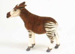 Mooie Bruine Okapi knuffel  38 cm kopen