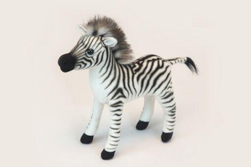 Mooie Witte Zebra   17 cm kopen