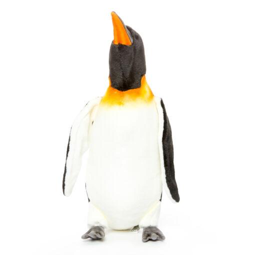 Mooie Witte Pinguïn voedend decoratie  48 cm kopen