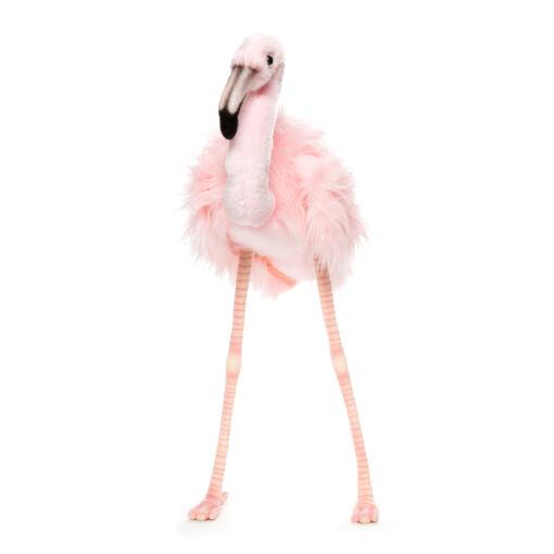 Mooie Roze Flamingo roze decoratie  38 cm kopen