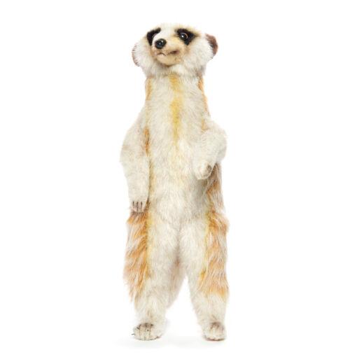 Mooie Beige Meerkat knuffel  33 cm kopen