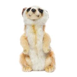 Mooie Beige Meerkat knuffel  22 cm kopen