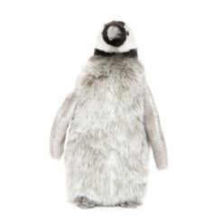 Mooie Grijze Keizerspinguïn kuiken knuffel  24 cm kopen