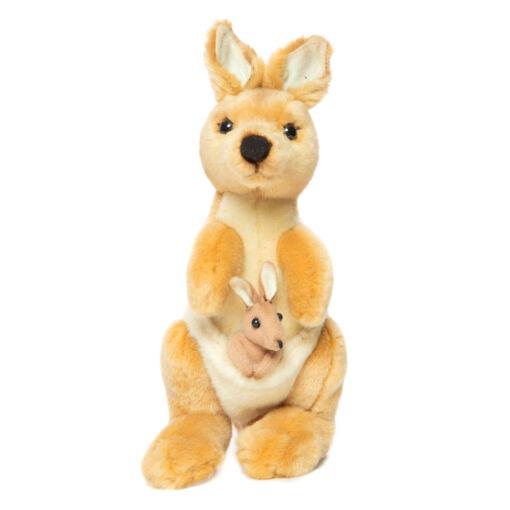 Mooie Licht bruine Kangoeroe knuffel  20 cm kopen