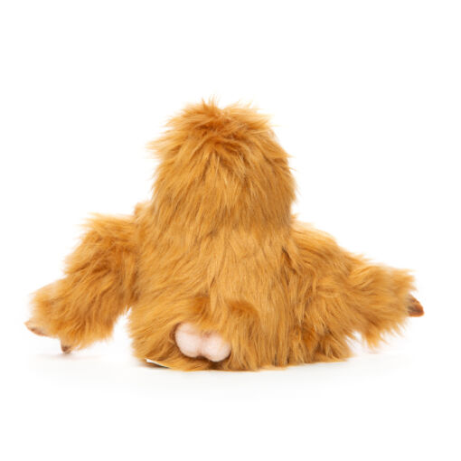 Mooie Roodbruine Orang-oetan knuffel  18 cm kopen
