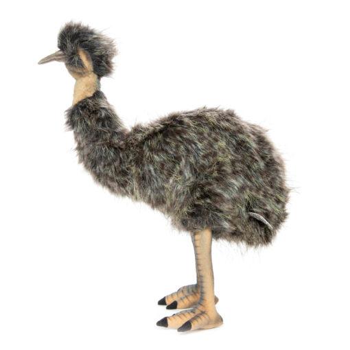 Mooie Zwarte Emoe kuiken decoratie  38 cm kopen