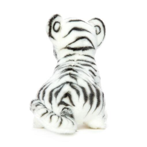 Mooie Witte Bengaalse tijger knuffel  18 cm kopen