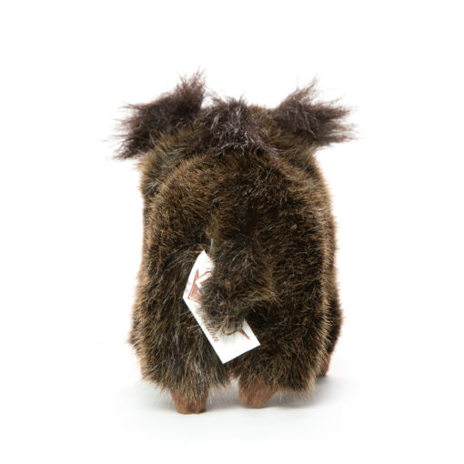 Mooie Bruine Wild zwijn knuffel  21 cm kopen