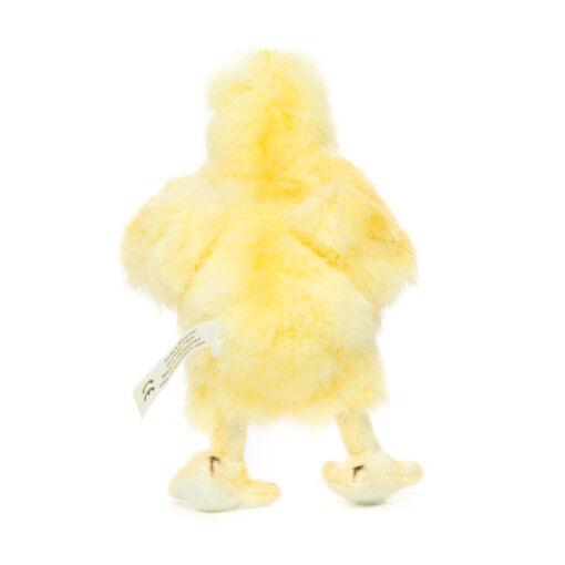Mooie Gele Kuiken knuffel  12 cm kopen