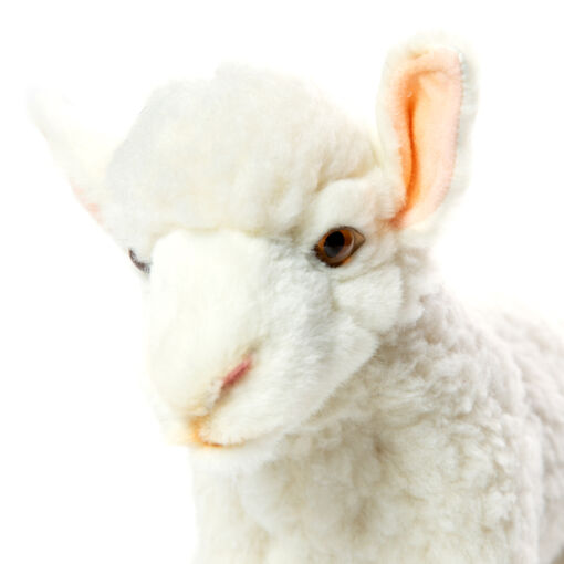 Mooie Witte Lam wit staand knuffel  29 cm kopen