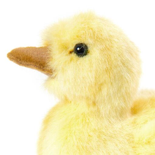 Mooie Gele Wilde Eend kuiken knuffel  14 cm kopen