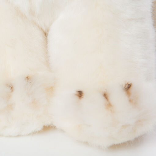 Mooie Witte Leeuw welp wit knuffel  17 cm kopen