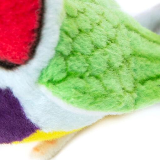 Mooie Paarse Hippogrief knuffel  11 cm kopen