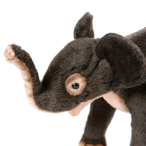 Mooie Grijze Olifant kalf knuffel  25 cm kopen