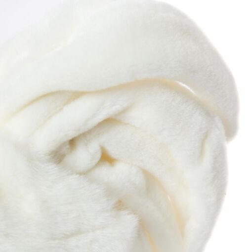 Mooie Witte Haan wit decoratie  32 cm kopen