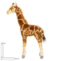 Mooie Licht bruine Giraffe knuffel  50 cm kopen