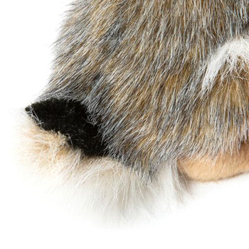 Mooie Bruine Zwartstaarthaas knuffel  23 cm kopen