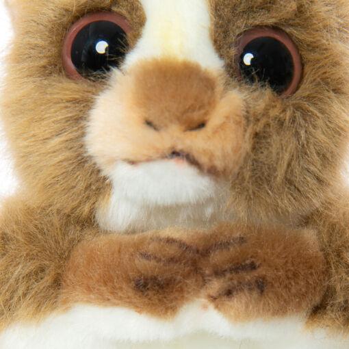 Mooie Roodbruine Spookdiertje met draaiend hoofd knuffel  19 cm kopen