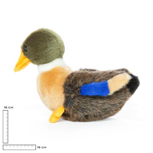 Mooie Bruine Eend kuikentje knuffel  19 cm kopen